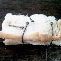 Mancing Umpan Roti